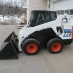 Bobcat 773 Skid steer loader