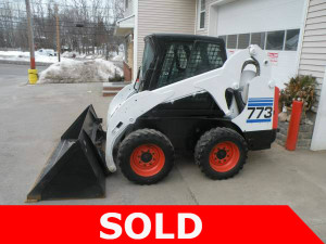 773 sold