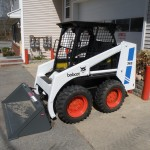 Bobcat Skid Steer loader 743