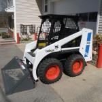 Bobcat Skid Steer loader 743