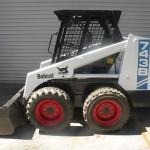 bobcat skit steer loader 743B