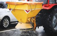 Road Salt Spreaders
